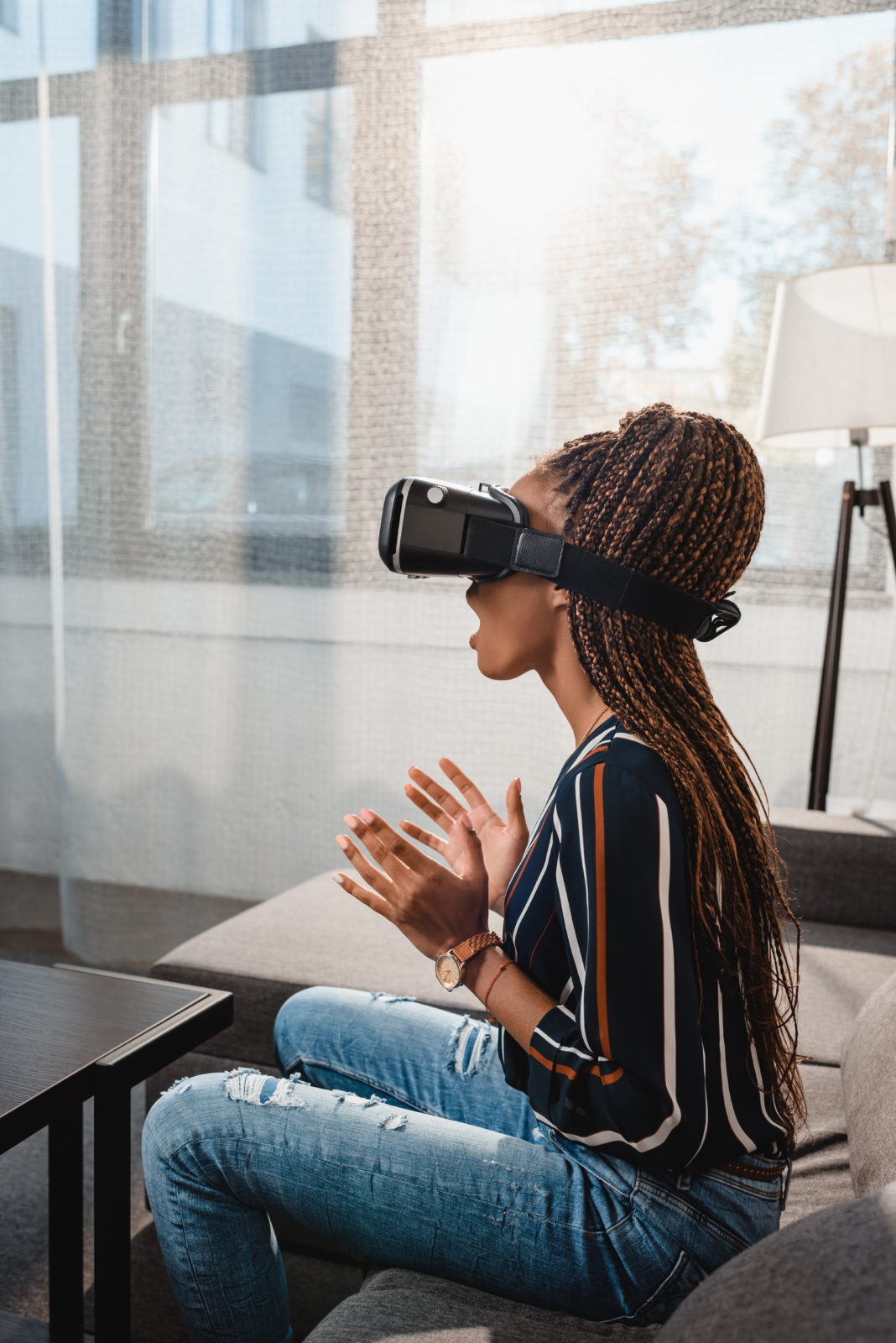 virtual reality at events