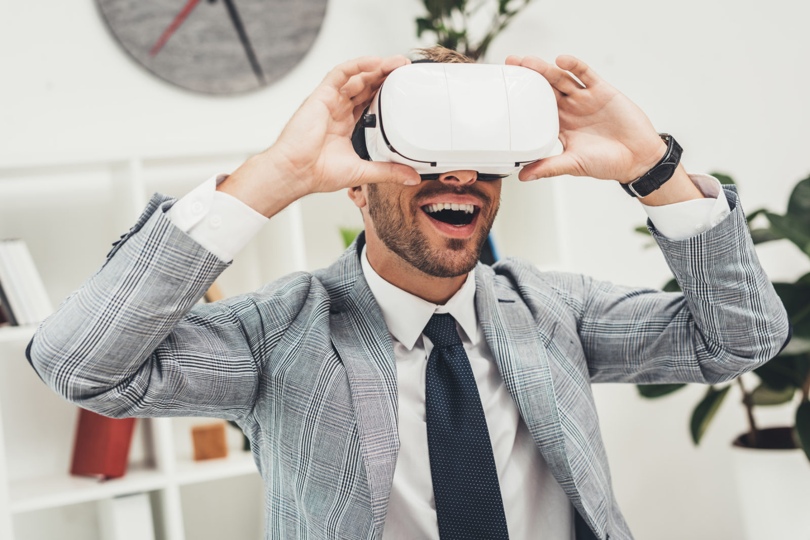 virtual reality for tradeshows