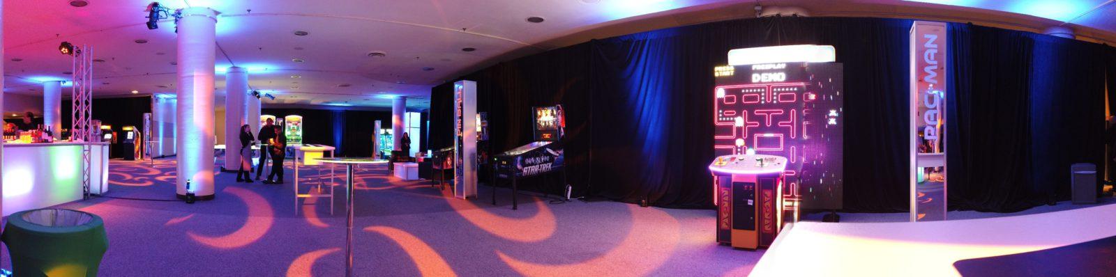 gaming lounge rentals