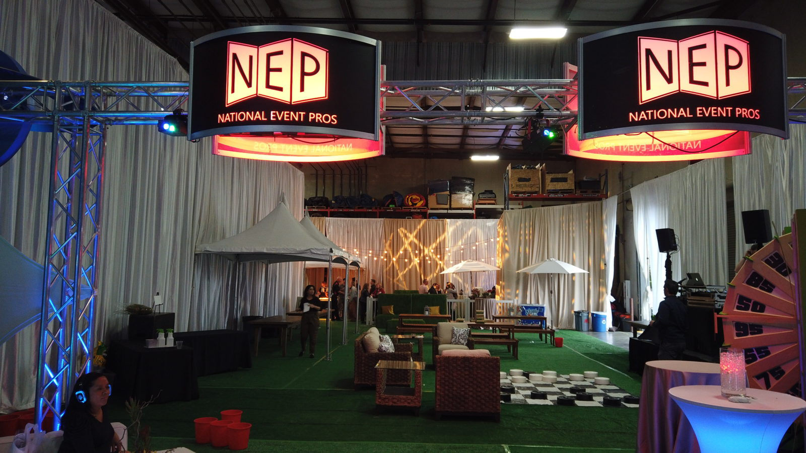 NEP Open House 2019: Past, Present, and Future.