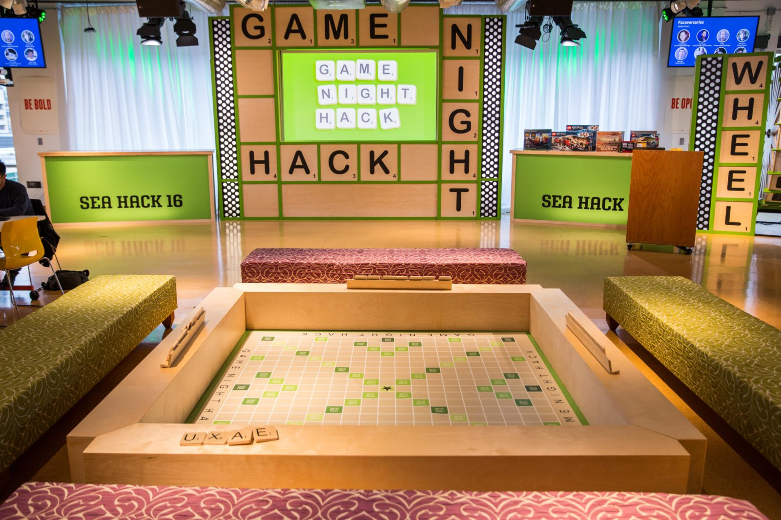 Game Show Experience