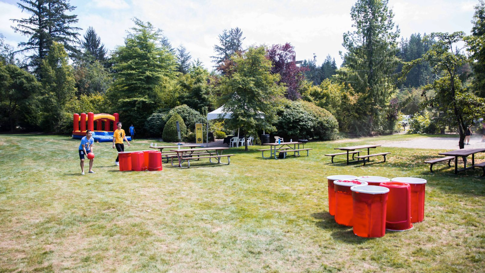 Giant Outdoor Games