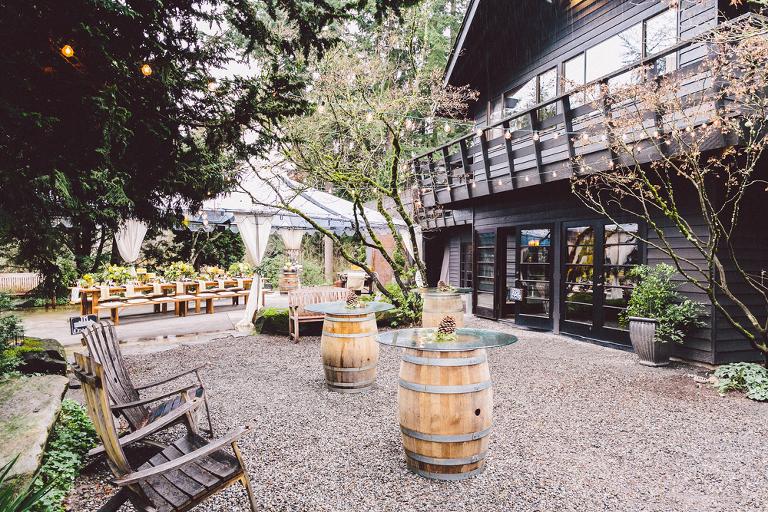 JM Cellars Outdoor Venue