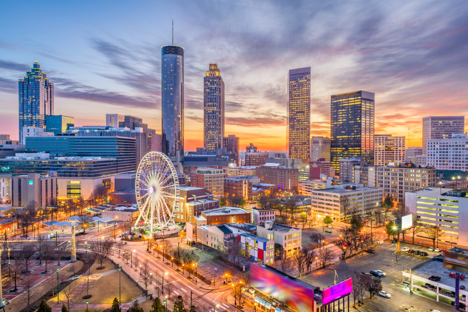 19 Incredible Atlanta Event Venues