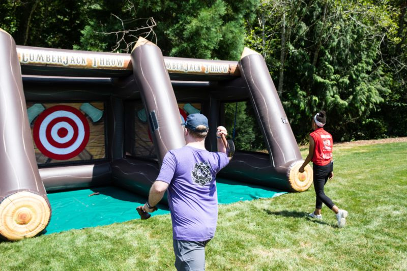 Corporate Field Day Games