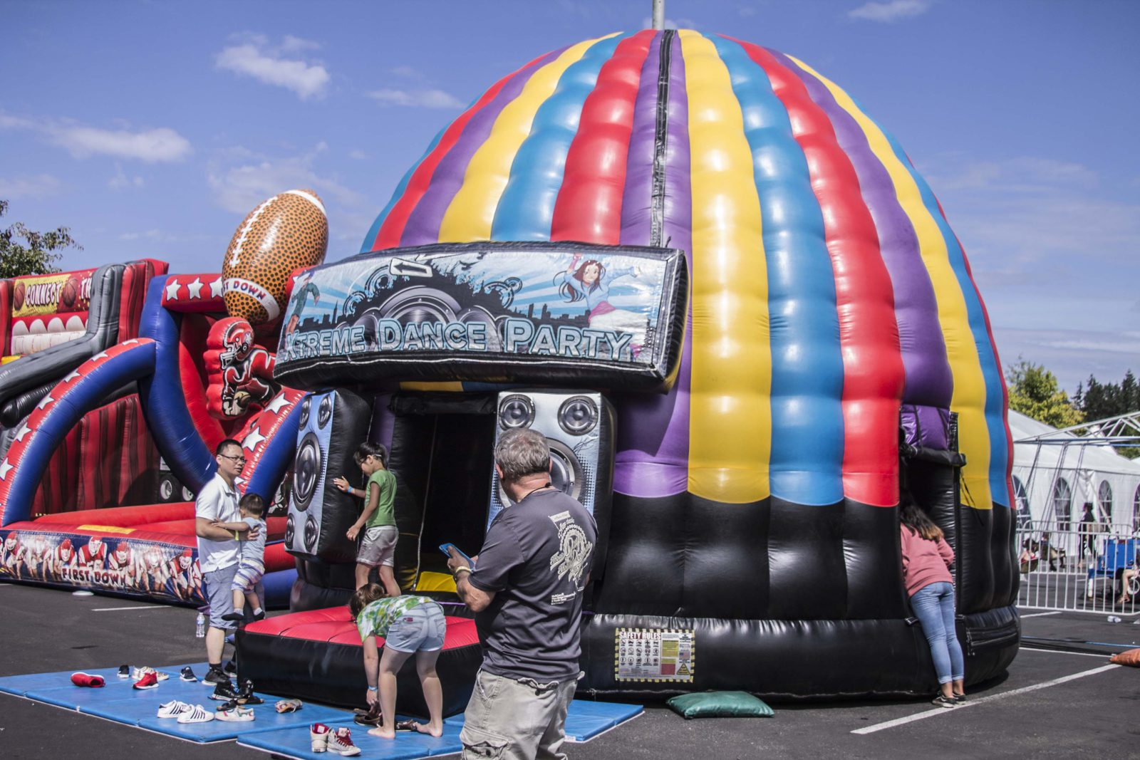 Dance Dome Rental