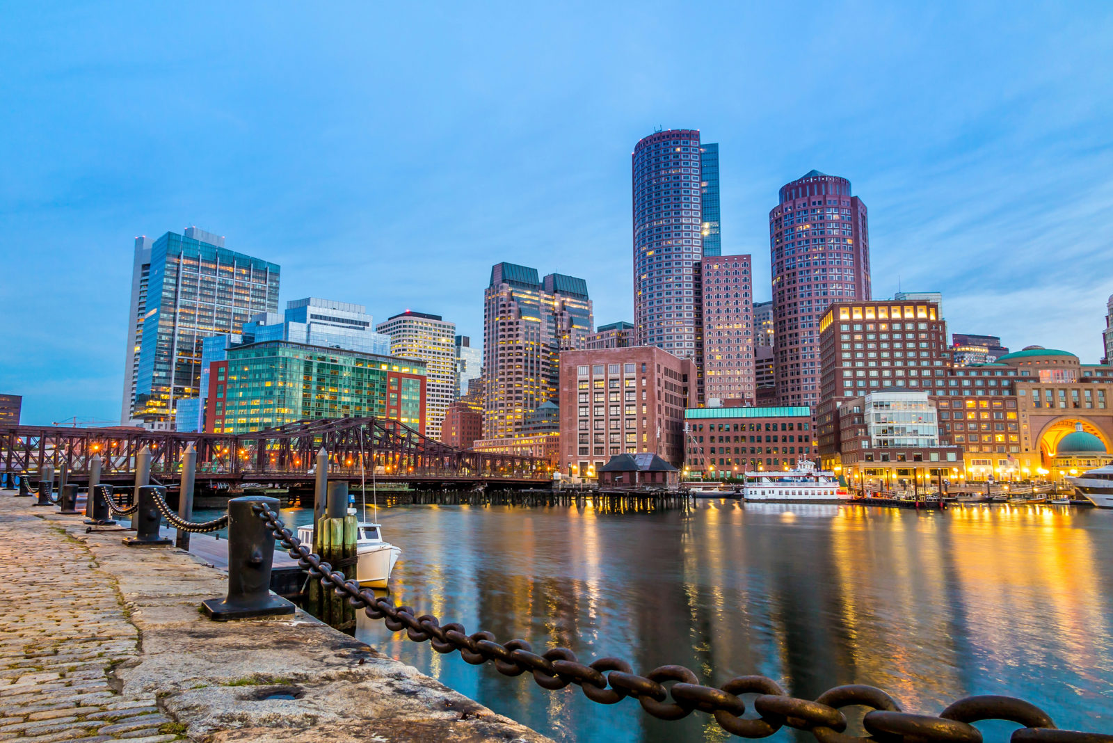 20 Charming Boston Event Venues