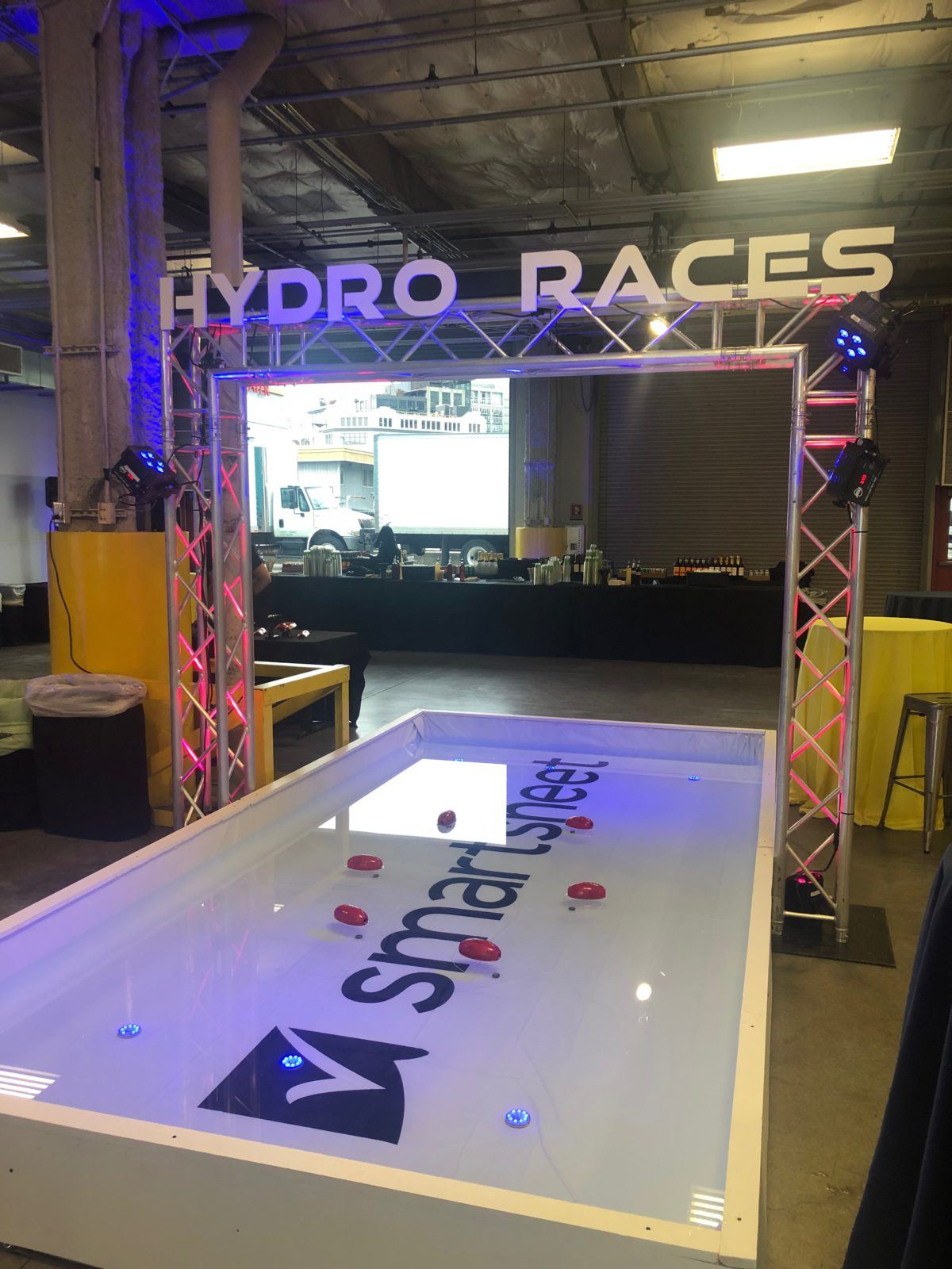 Hydro Racer Station Rentals