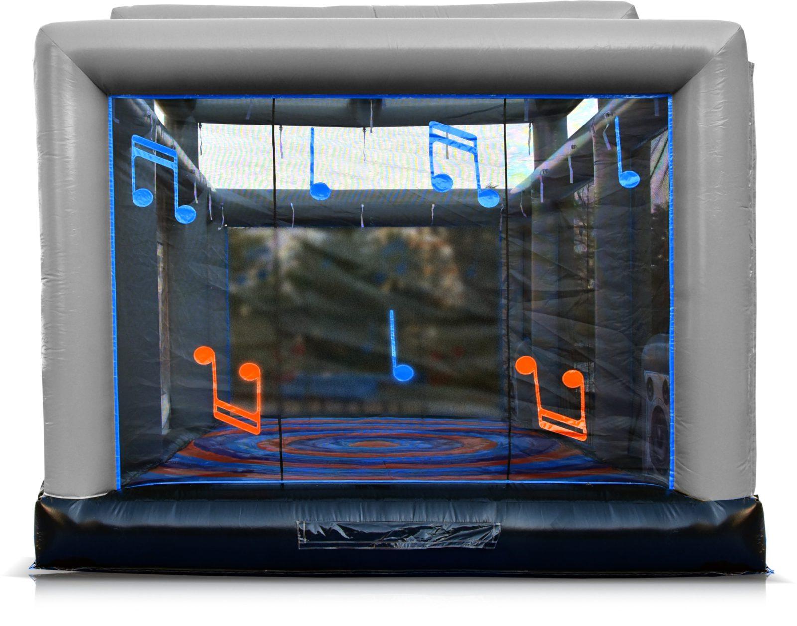 Inflatable Boombox Rental