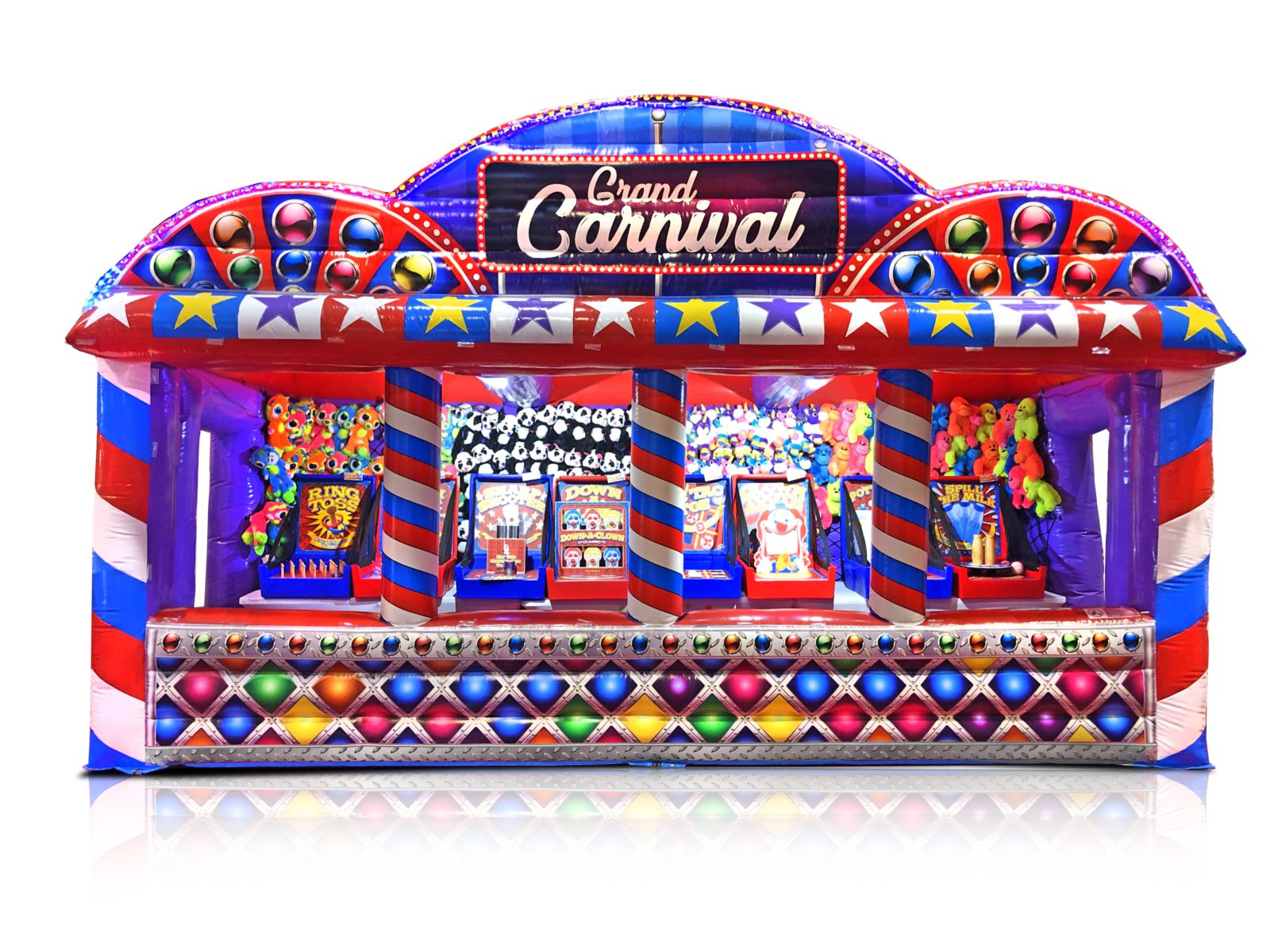 Pop Up Carnival Rental