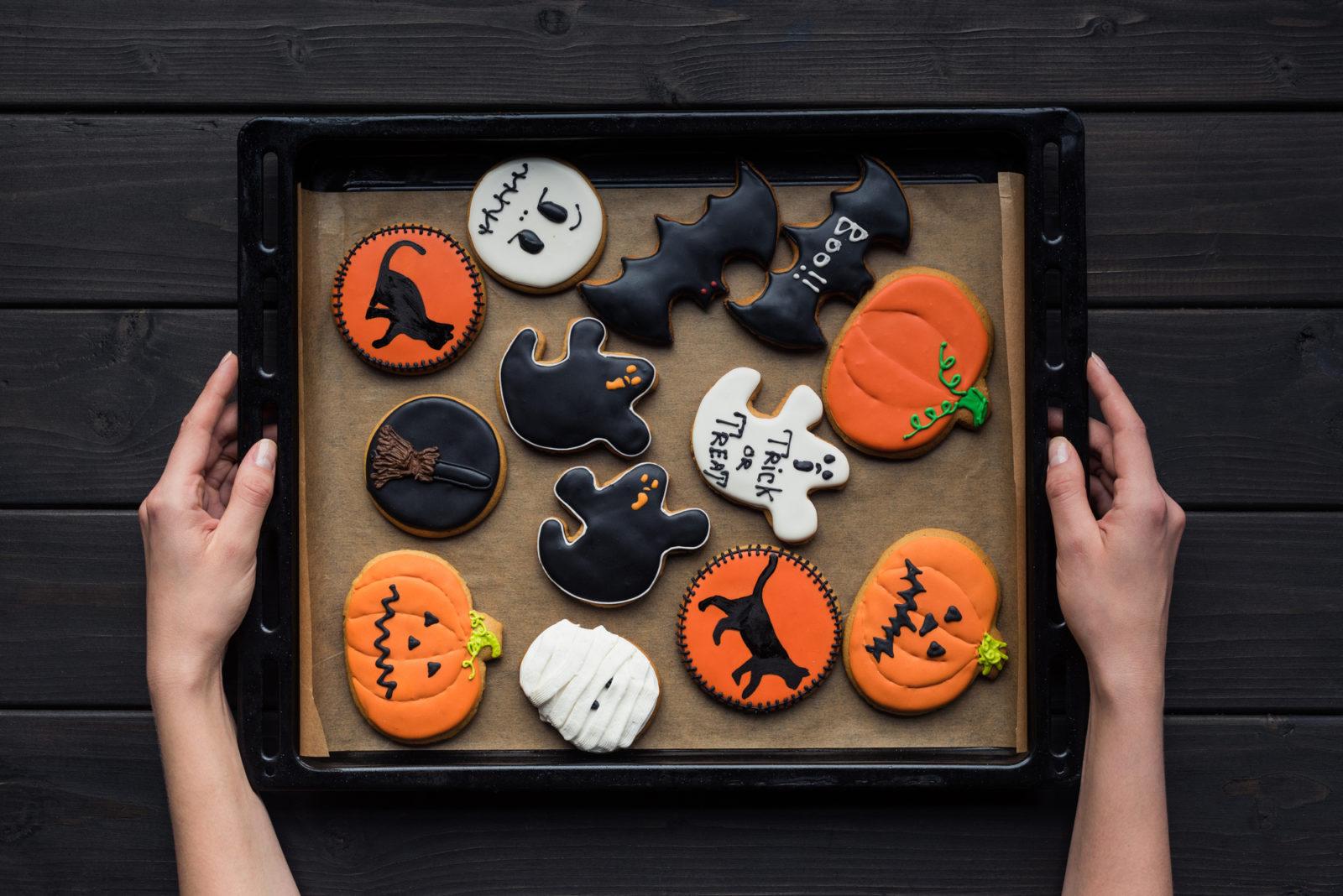 Halloween in 2020 Cookies