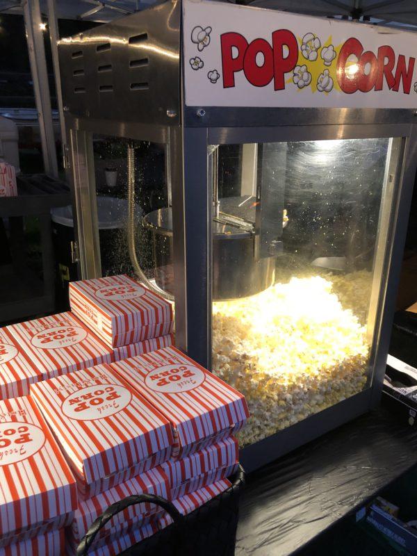 Pumpkin Patch Drive-In Movie Night